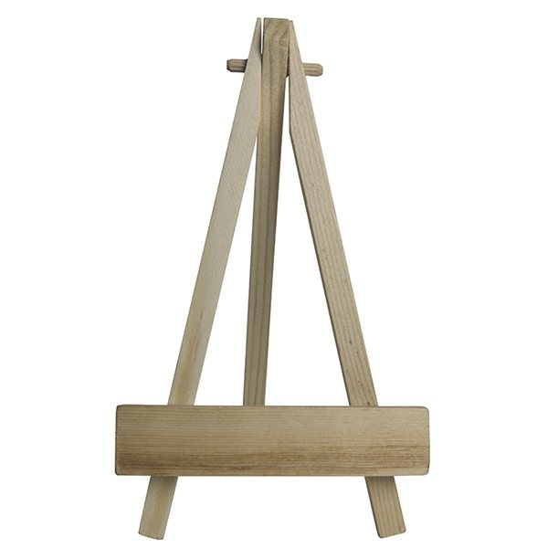 Promotional Wooden Easel Phone Holder