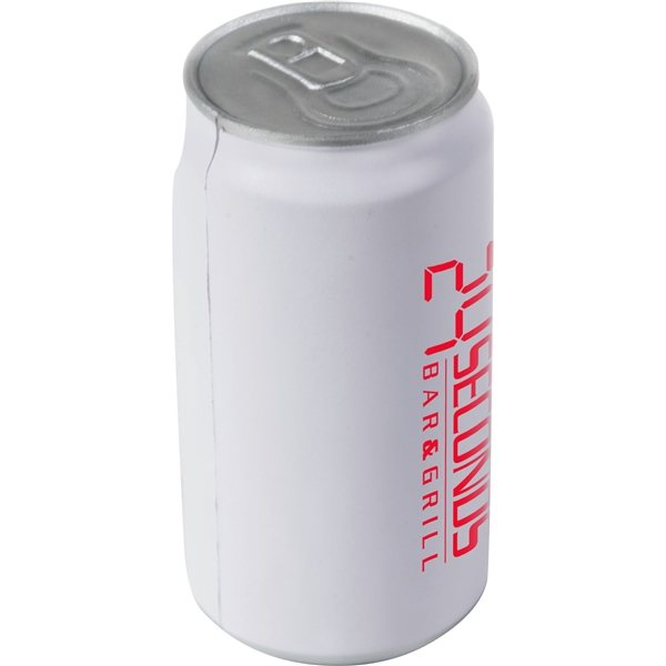Promotional Beverage Can Stress Reliever