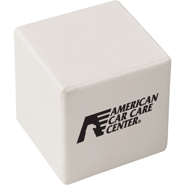 Promotional Cube Stress Reliever