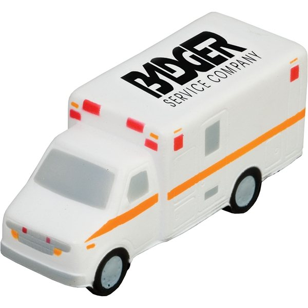 Promotional Ambulance Stress Reliever