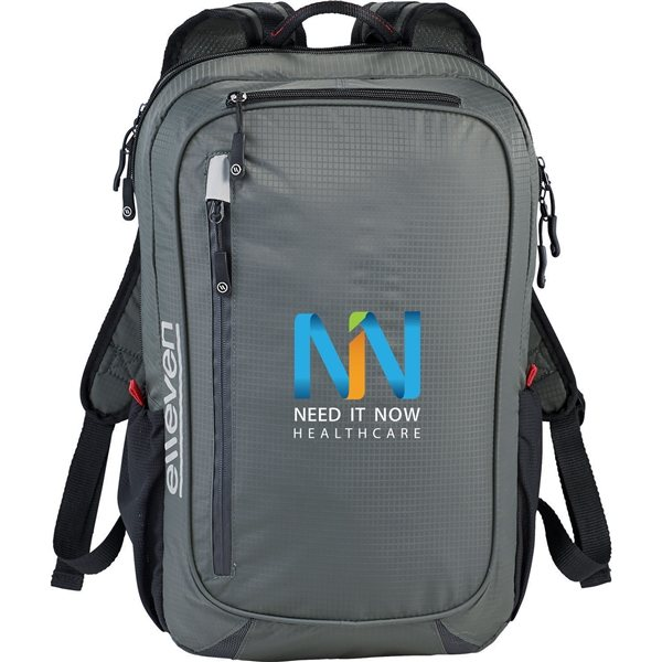 Promotional elleven(TM) Lunar Lightweight 15 Computer Backpack