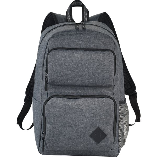 Promotional Graphite Deluxe 15 Computer Backpack