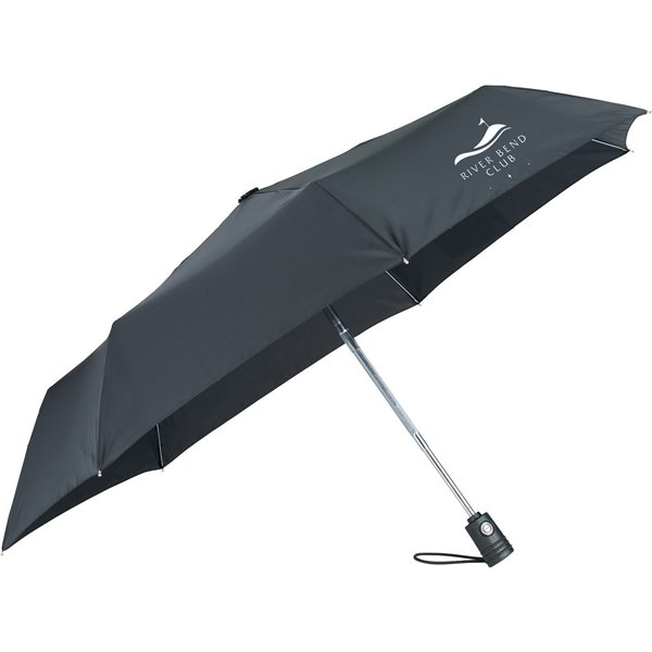 Promotional 44 totes SunGuard Auto Open / Close Umbrella