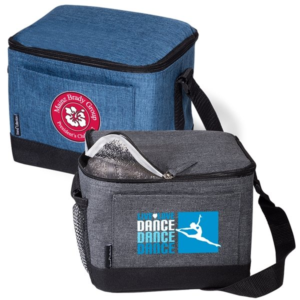 Promotional Strand Snow Canvas Lunch Bag