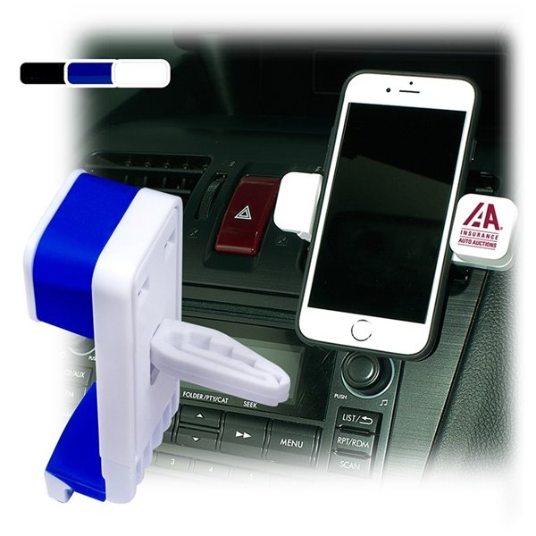 Promotional Clip - On Auto Phone Holder