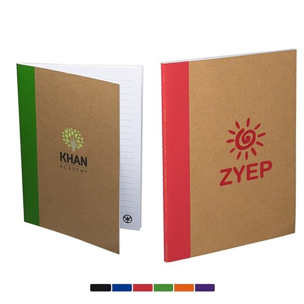 Promotional Color - Pop Recycled Memo Book