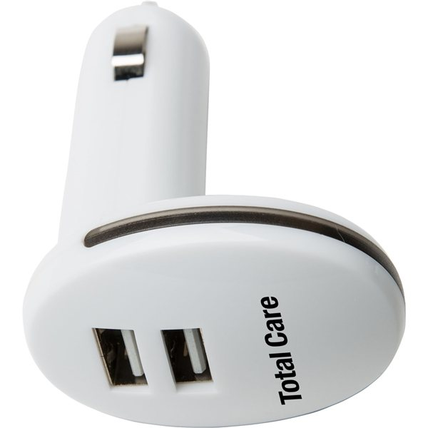 Promotional Dual Car Charger