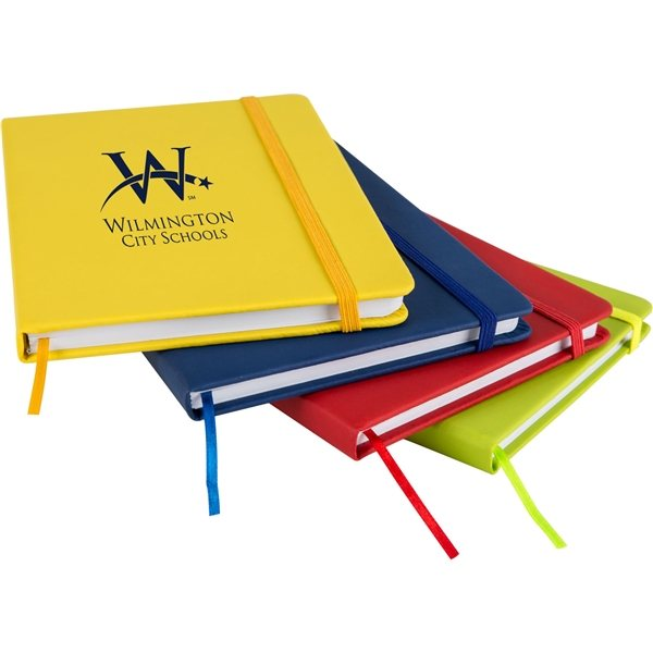 Promotional Large Colorful Notebook