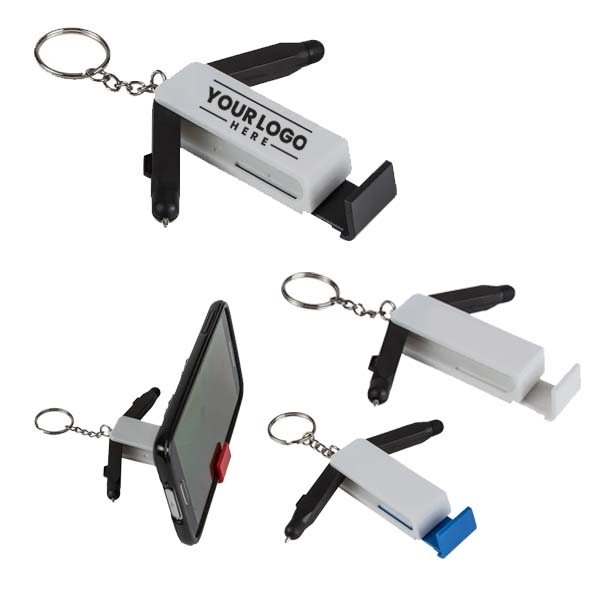 Promotional Stylus / Stand Key Tag