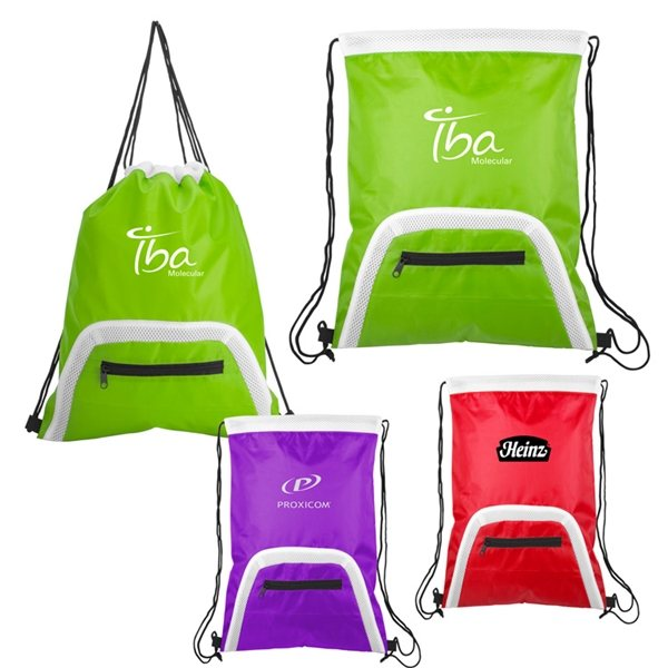 Promotional Speed Zone Air Mesh Sports Pack