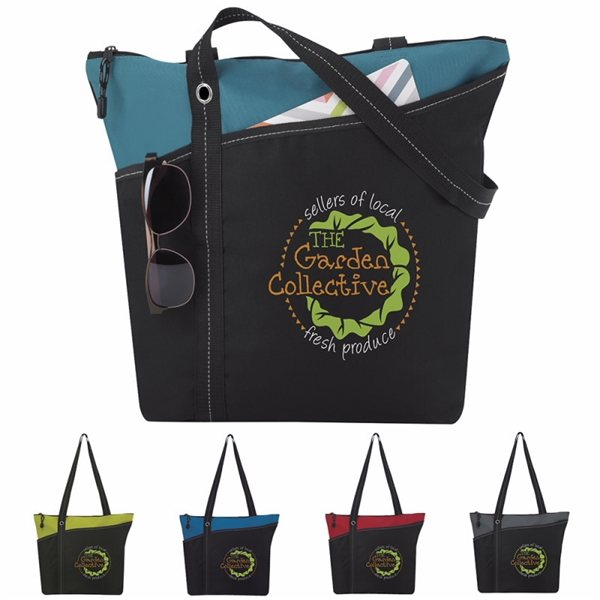 Promotional Atchison Polyester Annie Tote