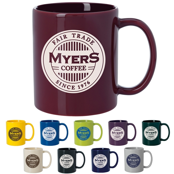 Promotional Budget Mug - 11 oz. (colors)
