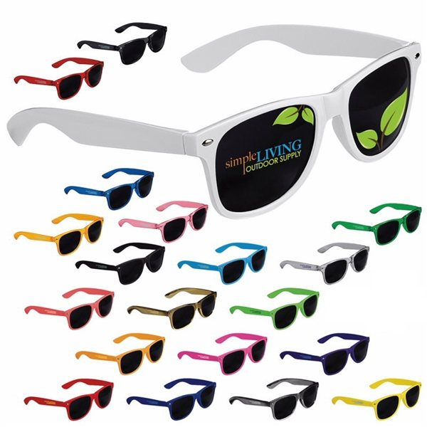 Promotional Cool Vibes Dark Lenses Sunglasses