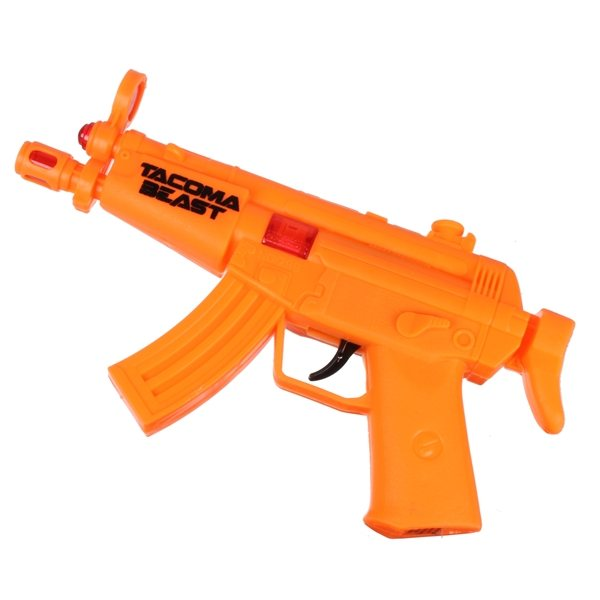 Promotional Ray Gun with Sound Effects