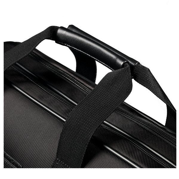 ... Promotional Samsonite Classic Business Perfect Fit Two Gusset Computer  Portfolio ... 42d08a760ceb5