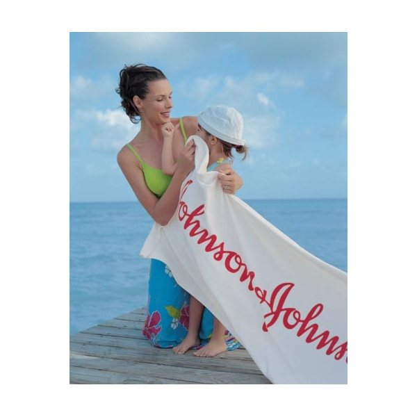 Promotional 29 x 58 Java Beach Towel