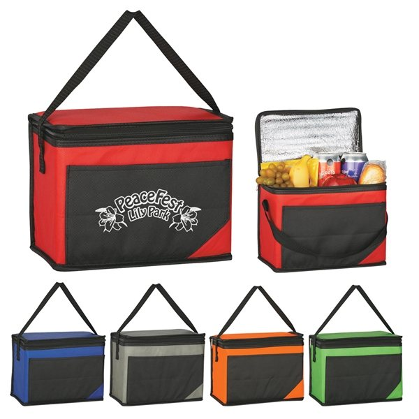 Promotional Non - Woven Insulated Cooler Bag