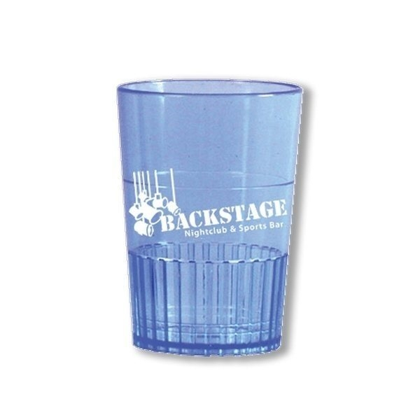 Promotional 1.5 oz Polystyrene Plastic Shot Glass