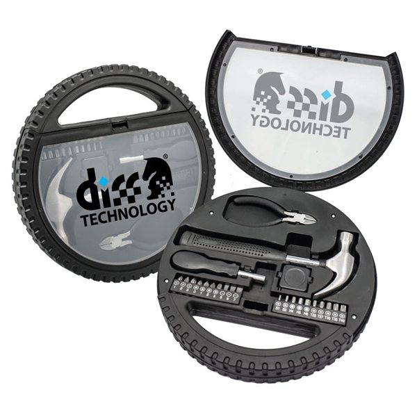 Promotional 25 PC Tire Tool Set