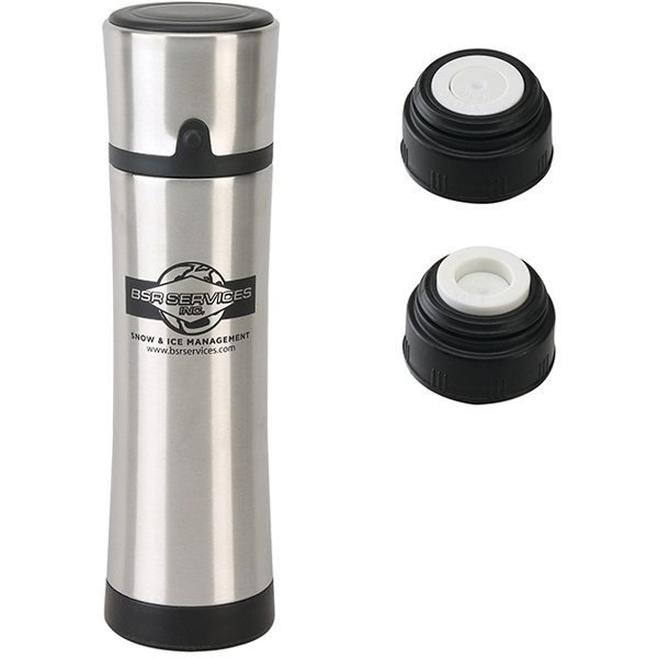 Promotional Imc Roadie Steel Vacuum Flask