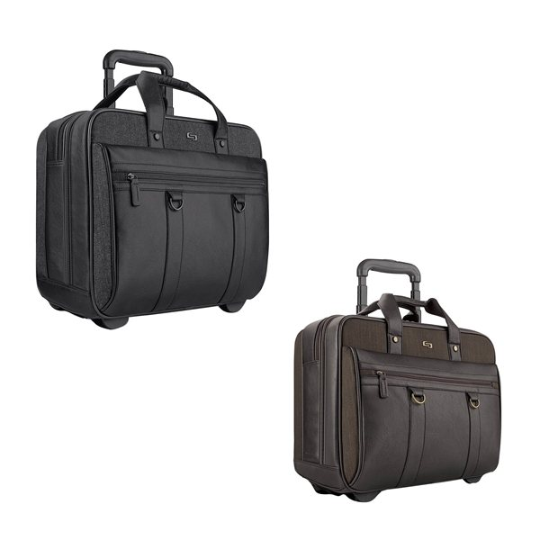 Promotional Solo(R) Macdougal Rolling Case