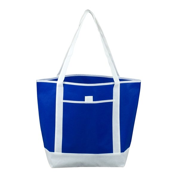 Promotional The Liberty Beach, Corporate and Travel Tote Bag