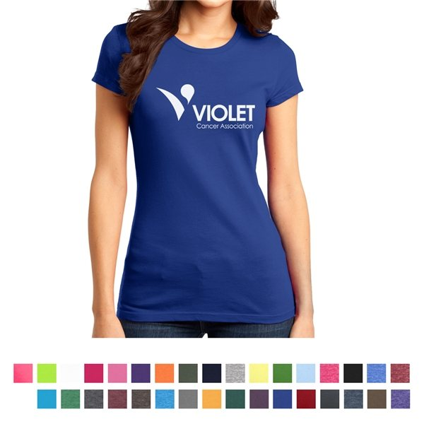 Promotional District(R) Juniors Very Important Tee(R)