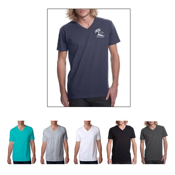 Promotional Next Level(TM) Premium Fitted Short - Sleeve V