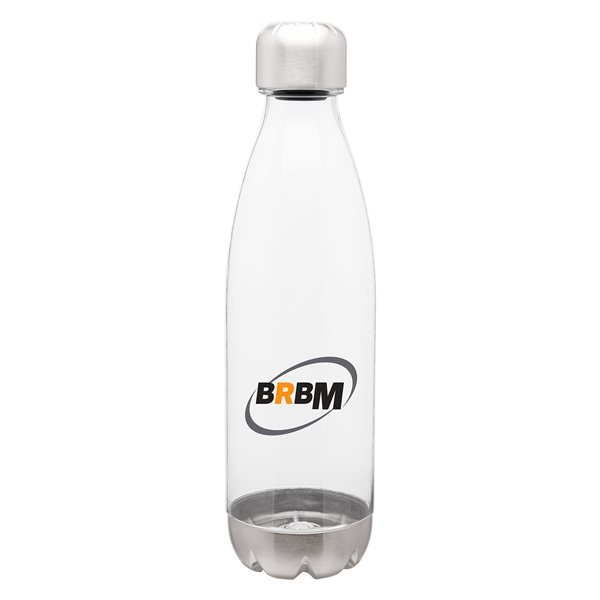 Promotional 25 oz H2go Impact - Clear