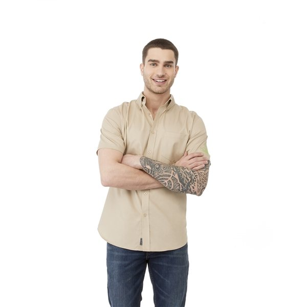 Promotional Stirling Short Sleeve Shirt by TRIMARK - Mens