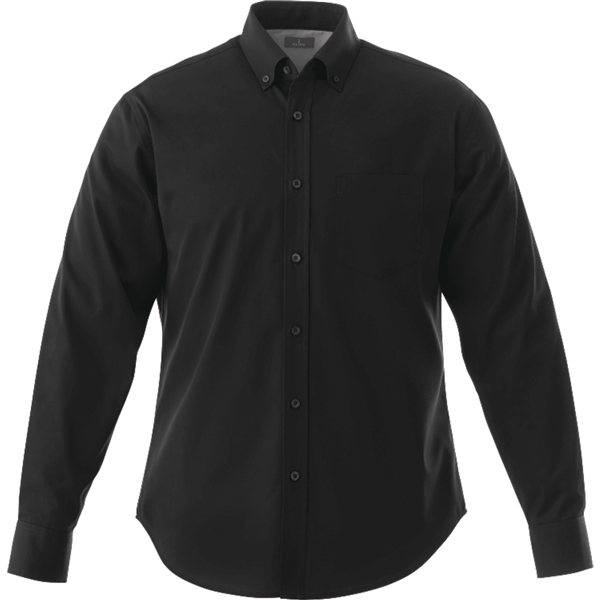 Promotional Wilshire Long Sleeve Shirt by TRIMARK - Mens