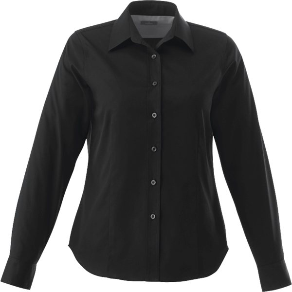 Promotional Wilshire Long Sleeve Shirt by TRIMARK - Womens