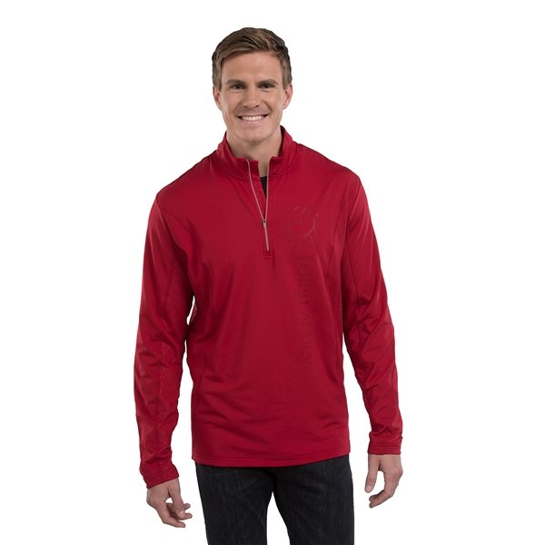 Promotional M - Caltech Knit Quarter Zip