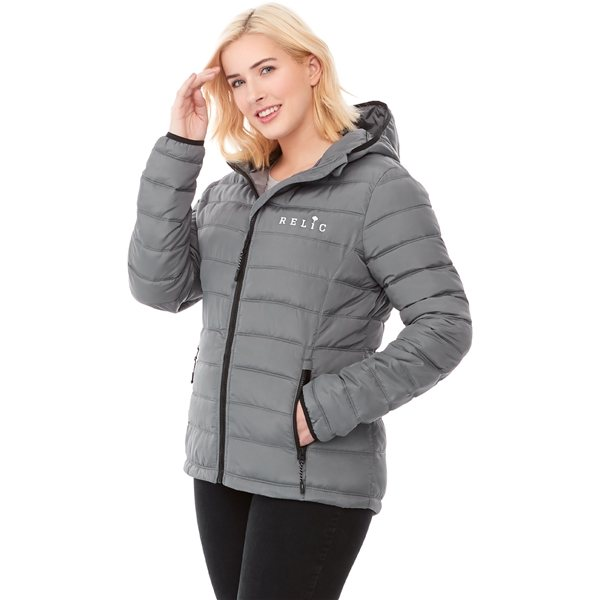 Promotional Norquay Insulated Jacket by TRIMARK - Womens