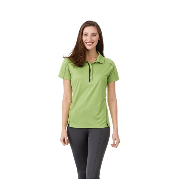 Promotional Macta Short Sleeve Polo by TRIMARK - Womens