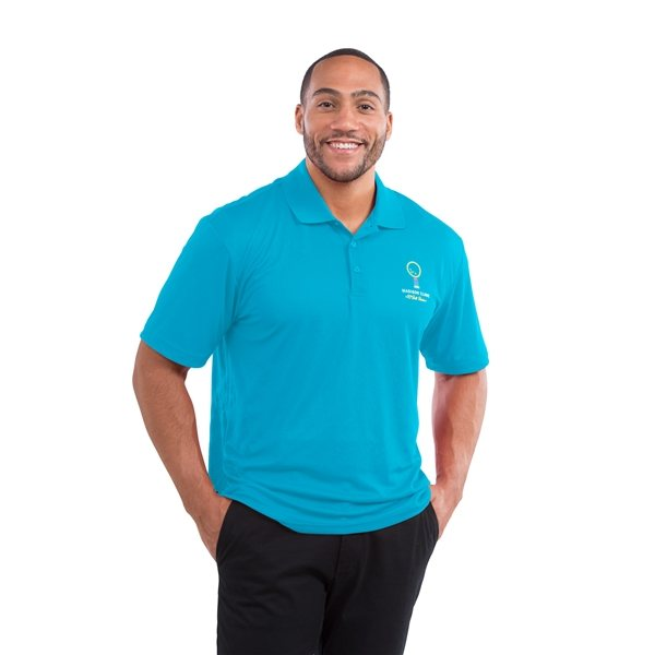 Promotional Moreno Short Sleeve Polo by TRIMARK - Mens