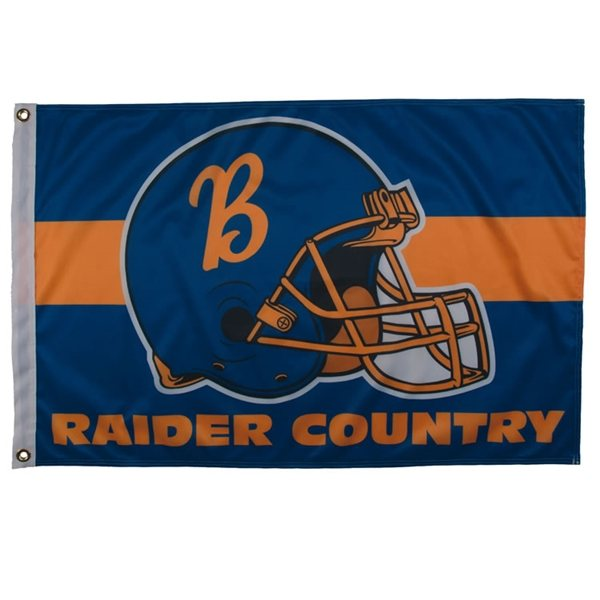 Promotional 1 Side 4 X 6 SPORTS FLAG