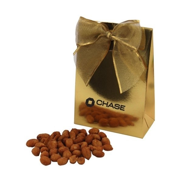 Promotional Gift Box with Honey Roasted Peanuts
