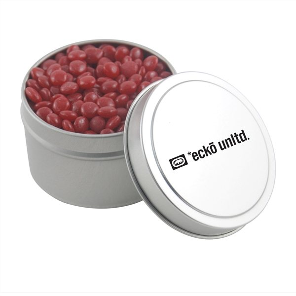 Promotional 2 3/4 Round Tin with Red Hots