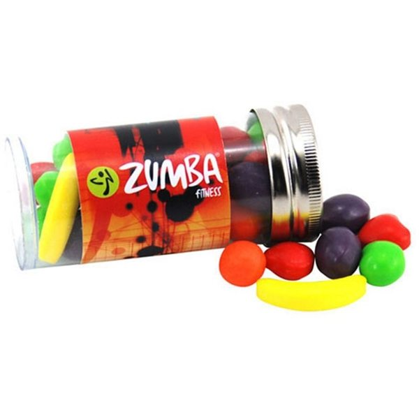 Promotional Small Plastic Tube with Runts