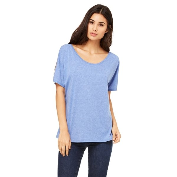 Promotional BELLA + CANVAS Slouchy T - Shirt - 8816 - TRIBLEND