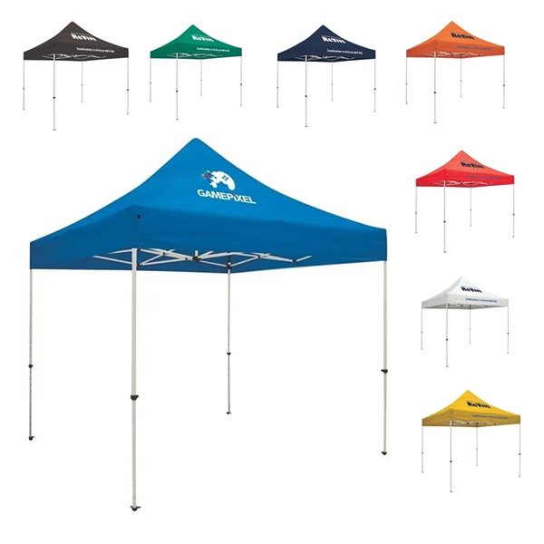Promotional 10 Standard Tent Kit - 2 Location - Thermal Print