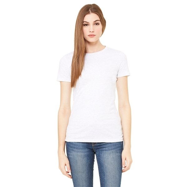 Promotional BELLA + CANVAS The Favorite T - Shirt - 6004 - WHITE