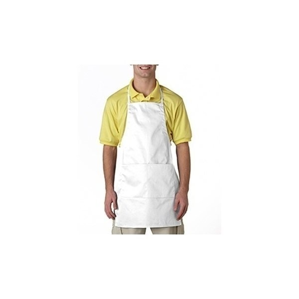 Promotional UltraClub(R) 2- Pocket Adjustable Apron