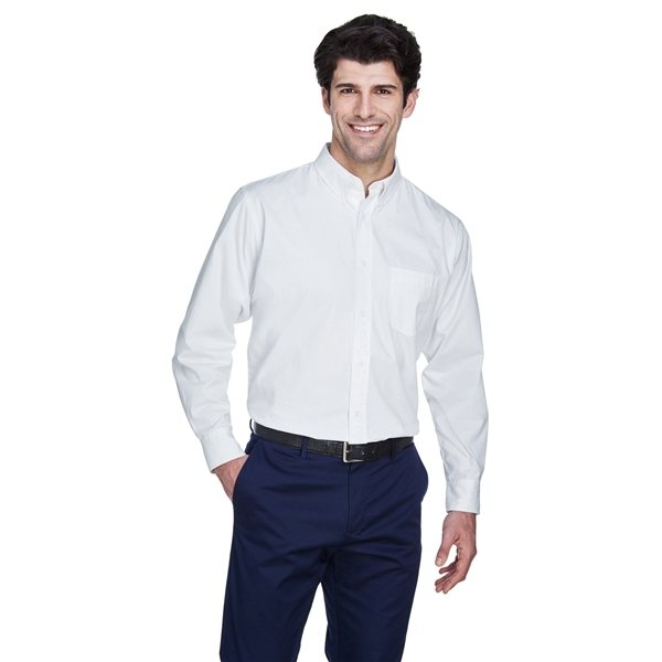 Promotional UltraClub(R) Whisper Twill - WHITE