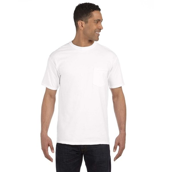 Promotional Comfort Colors(R) Heavyweight RS Pocket T - Shirt