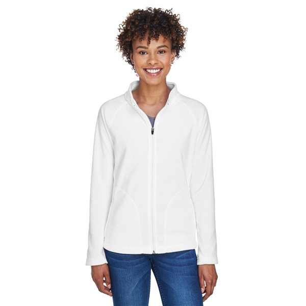 Promotional Team 365(R) Campus Microfleece Jacket - WHITE