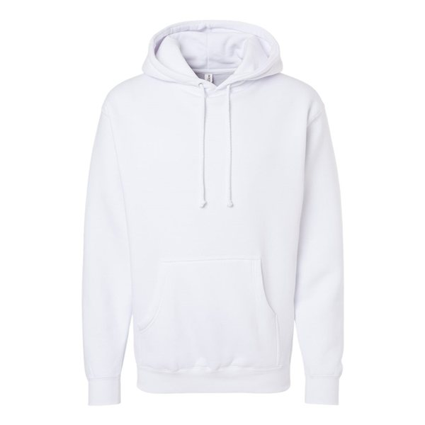 Promotional Independent Trading Co. Hooded Pullover Sweatshirt - WHITE
