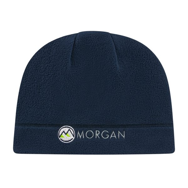 Promotional 100 Poly Micro Fleece Beanie