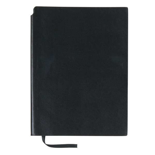 Promotional Soft Cover Journal With Pen Holder